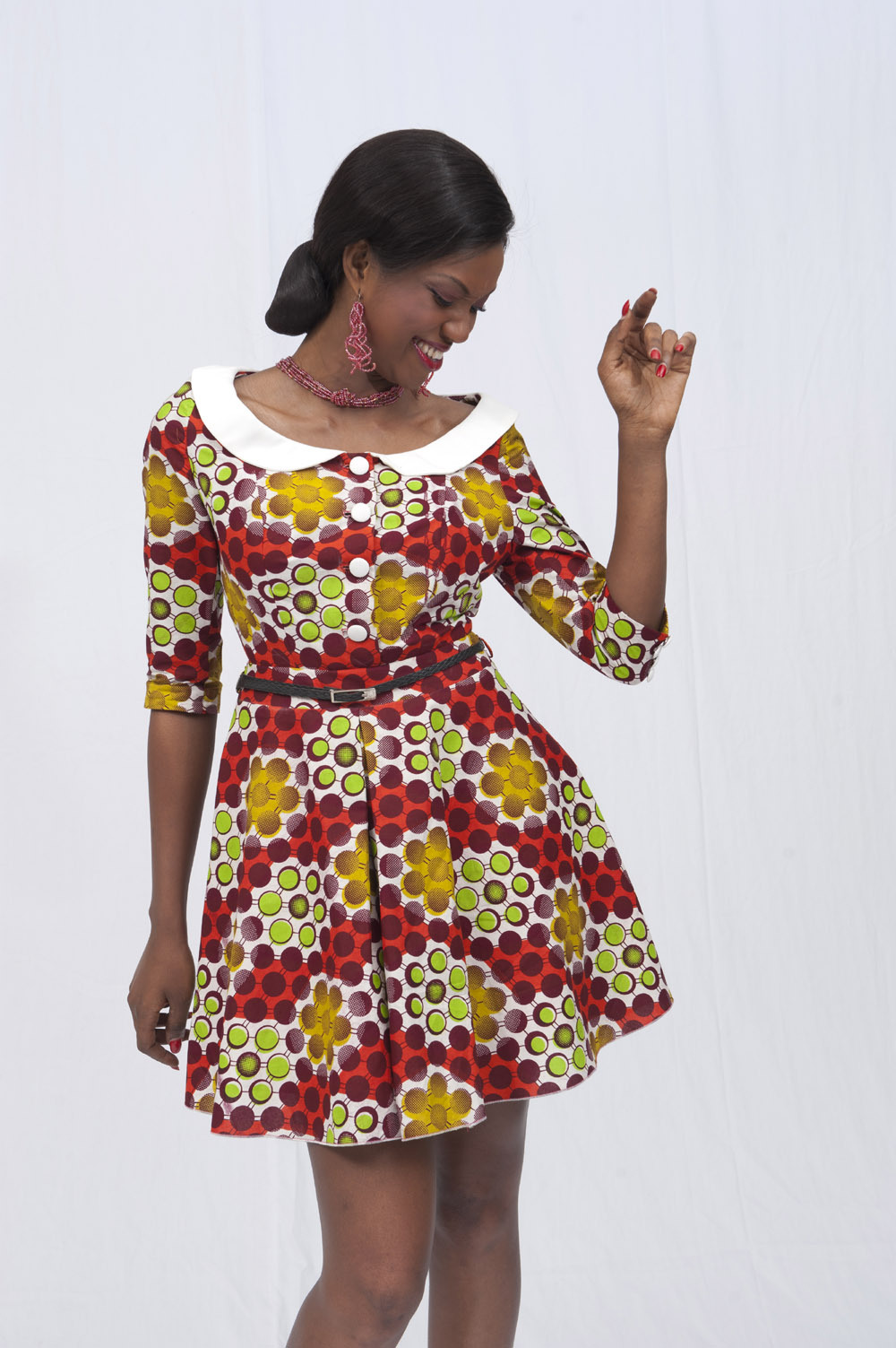 style de salimata bamba uniwax 3