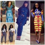 Several trendsetting Ankara varieties that may look good on you