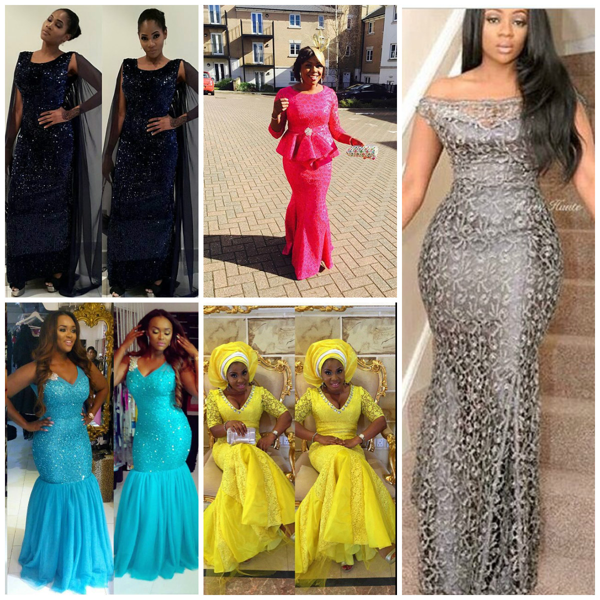 Fashions fade, however that isn't the case with Aso Ebi varieties