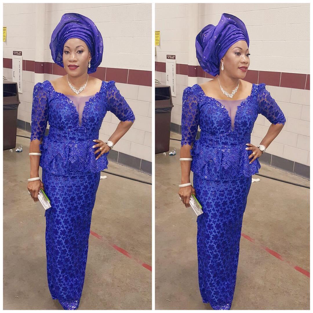 2017 05 aso ebi fashion styles nigeria wedding event fashion - 2017 05 Aso Ebi Fashion Styles Nigeria Wedding Event Fashion 0
