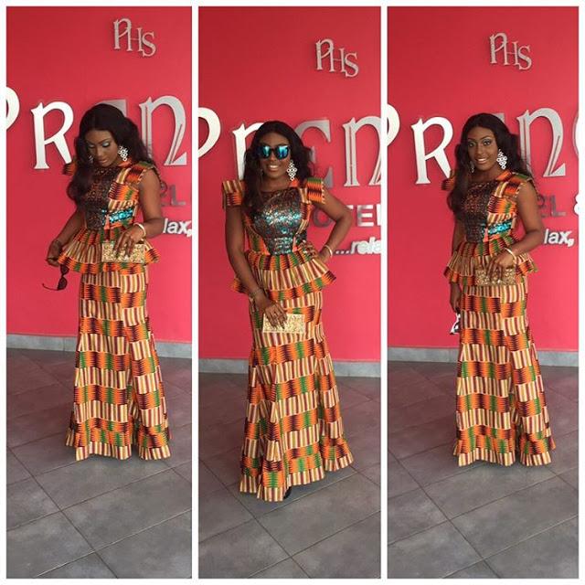 7-Trending-Nigerian-Ankara-Styles-skirt-and-blouse-amilllionstyles.com-2016