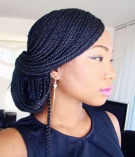 african-hair-box-braiding-style