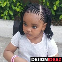 Best Black Braided Hairstyles for Little girls