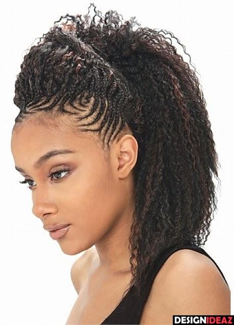 Best Black Braided Hairstyles for Medium Hair