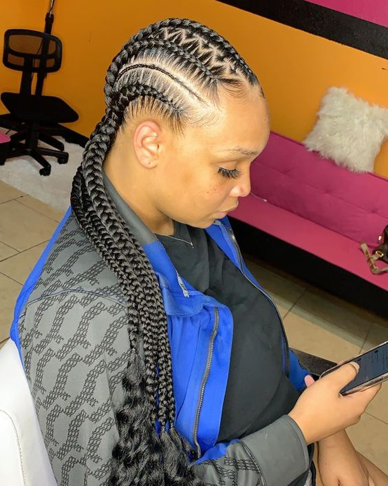 Stitch Braids 2020 Latest Hairstyles You Will Love to Rock 6