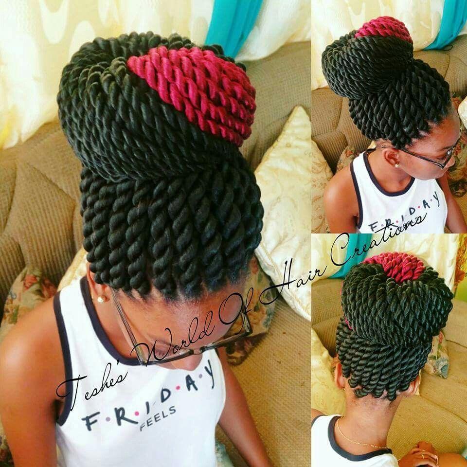 The Latest 26 Trends Of This Season For Ghana Hair Braids hairstyleforblackwomen.net 12