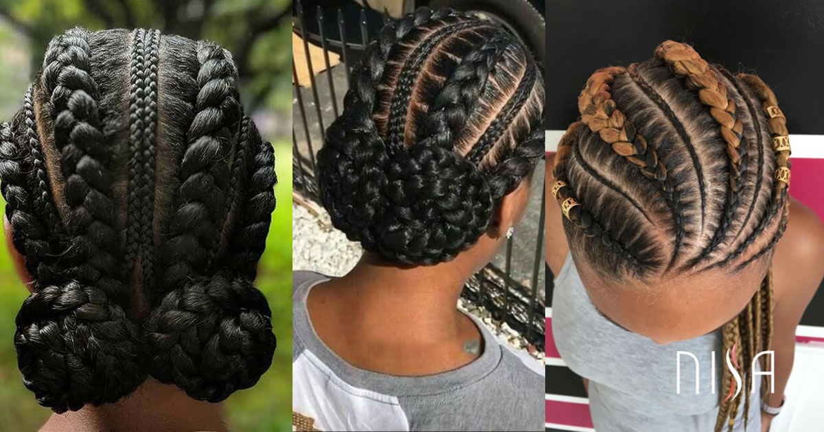 The Latest 26 Trends Of This Season For Ghana Hair Braids