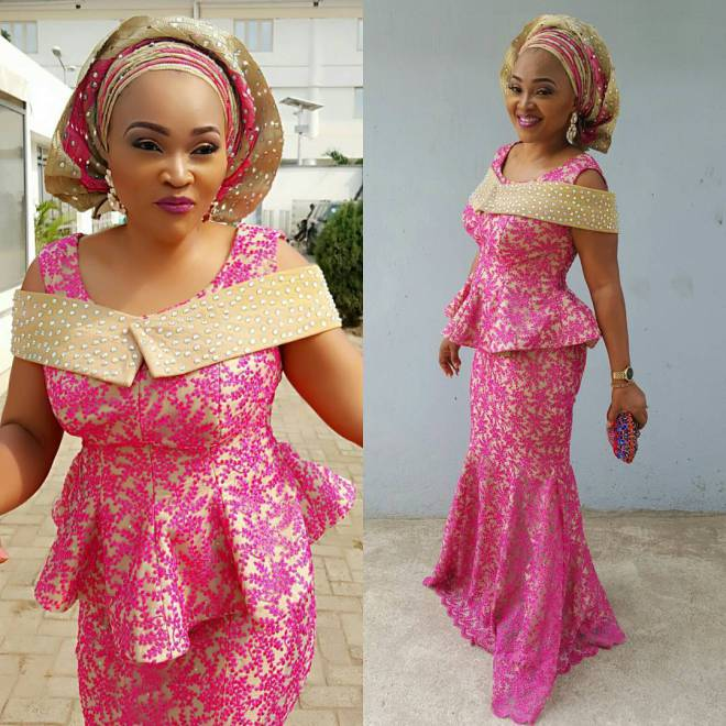 The Latest Stylings Of Aso-Ebi Dresses For This Season
