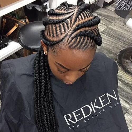beautiful ghana braids 3