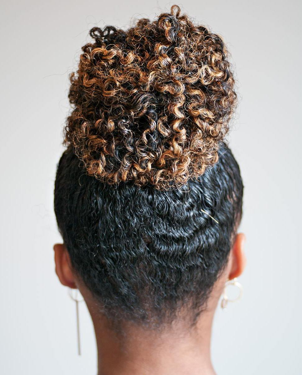 Curly Hair Styles That Are Perfect for Second-Day Wear
