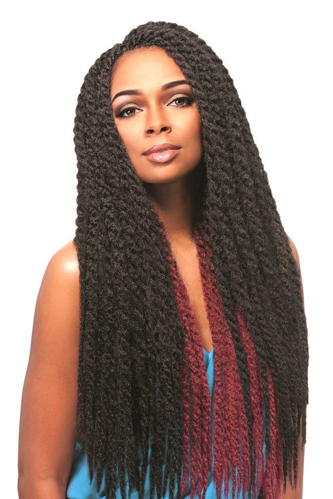 A New Trend Of Hair Braidings – Corkscrew Braids