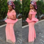 The Trends Of Color Combinations For Aso-Ebi Dresses