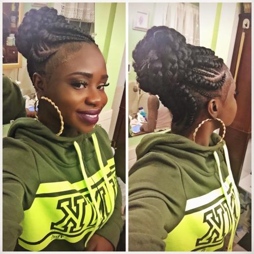 ghana braids 2017 styles 1