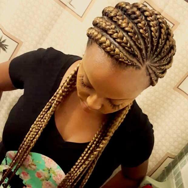 ghana braids 2017 styles