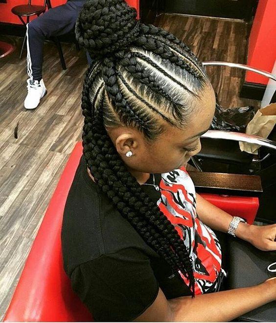 ghana braids hairstyles 9