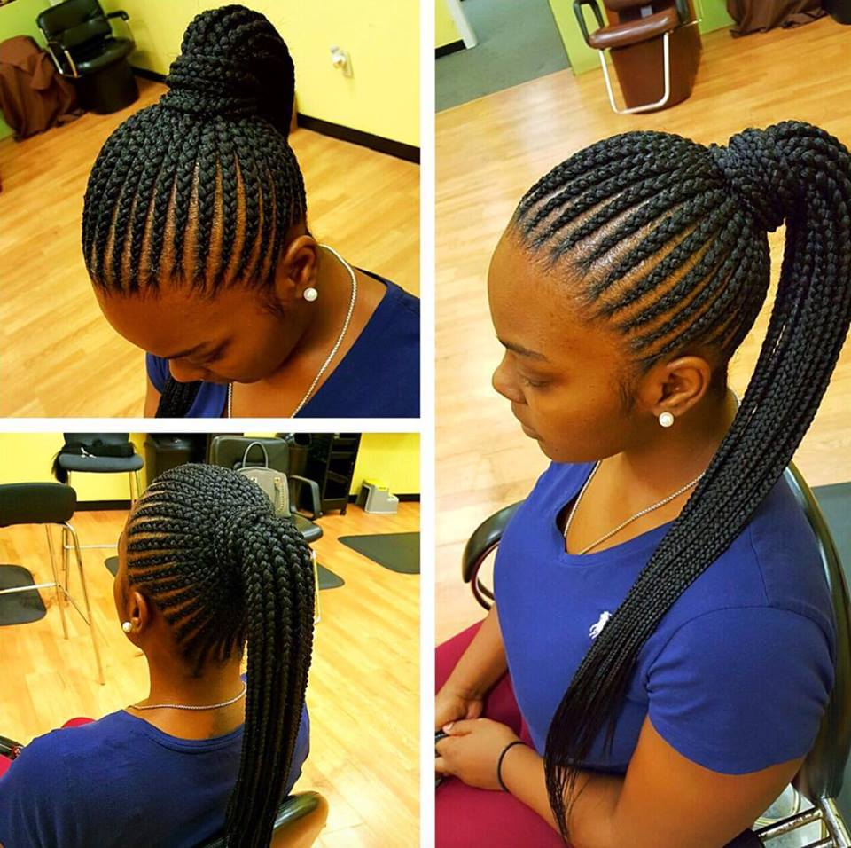 ghana braids hairstyles 7