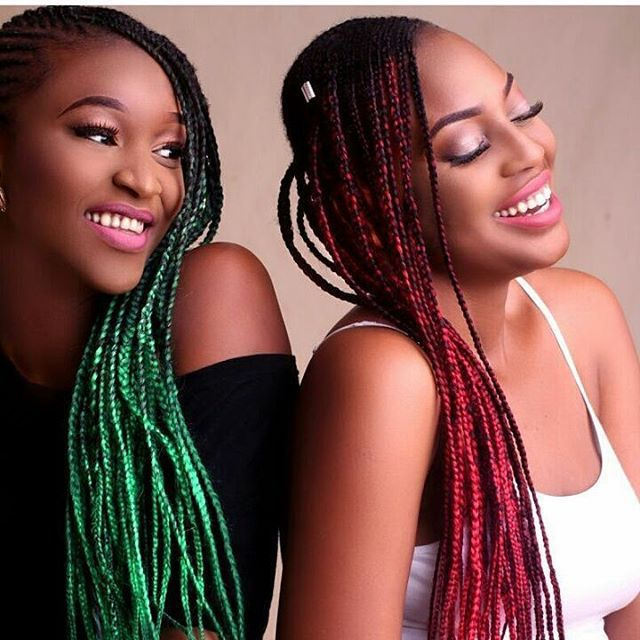 ghana braids hairstyles for the month 3