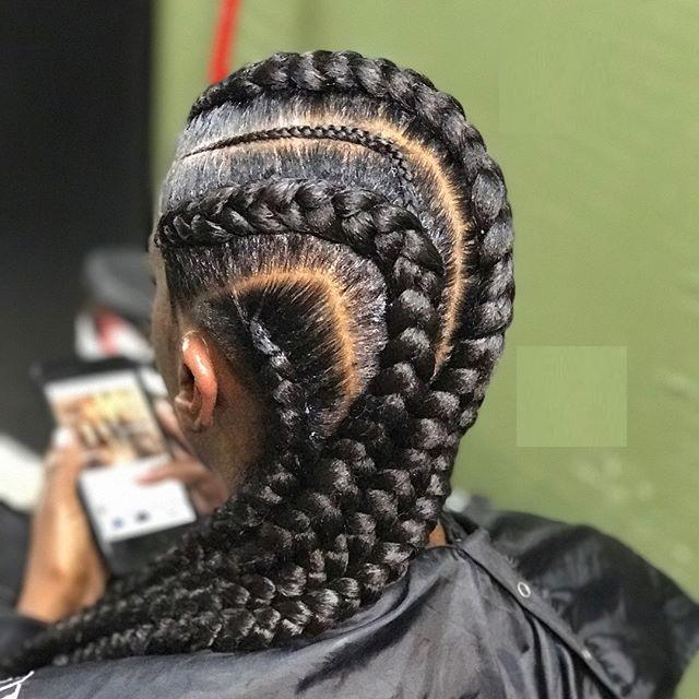 ghana braid styles 7