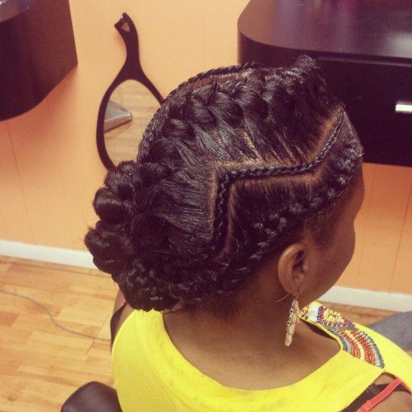 goddess braids 2