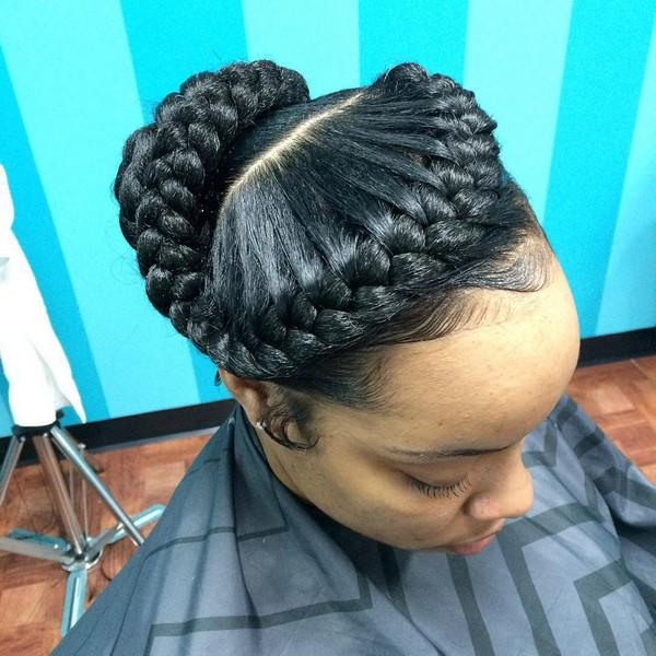 goddess braids 7