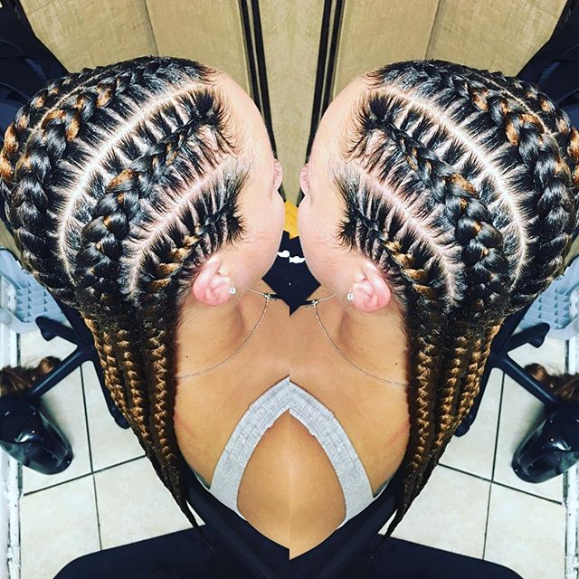 latest african cornrows hairstyles 8