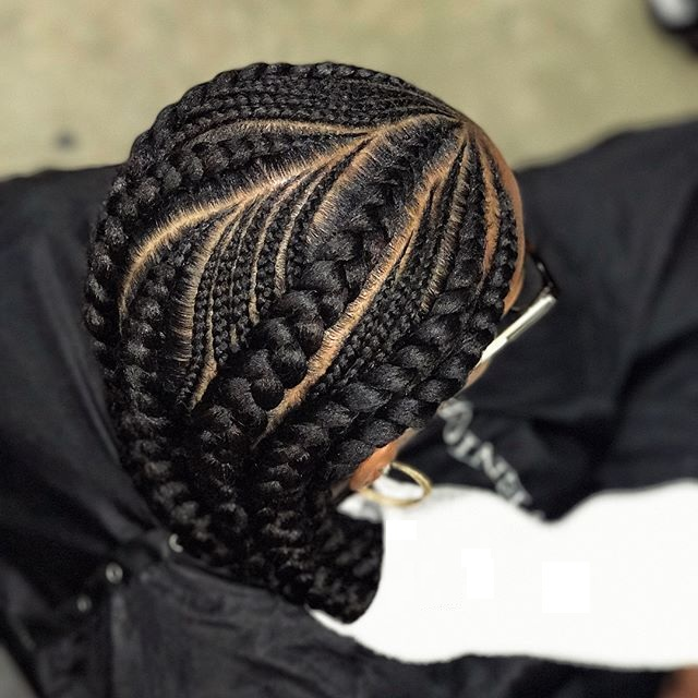 latest african cornrows hairstyles cute and chic braids