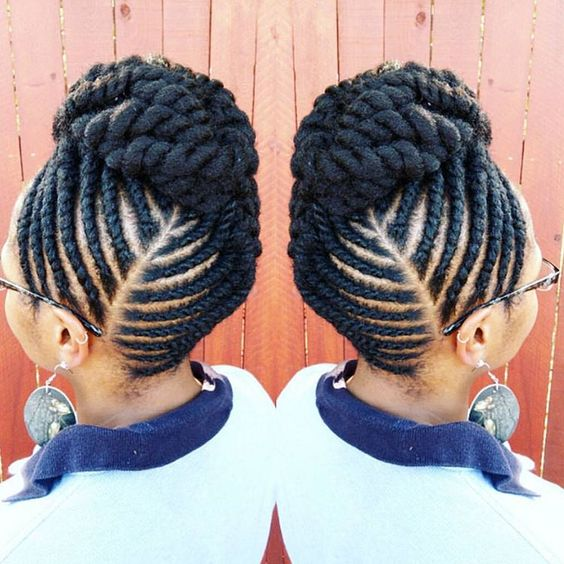 latest ghana weaving hairstyles 10