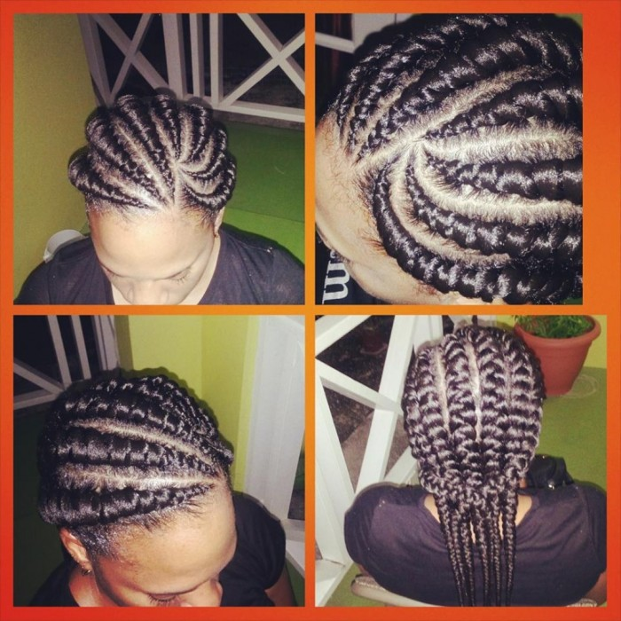 latest ghana weaving hairstyles 3