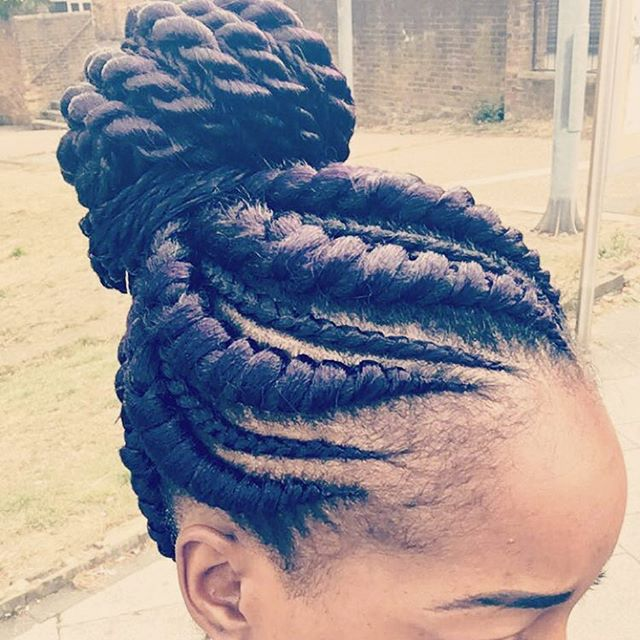 latest ghana weaving hairstyles 7