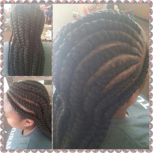 latest ghana weaving hairstyles 9