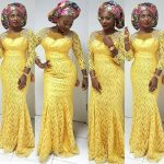 Colorful Aso-Ebi Stylings For Summer Wedding Guests