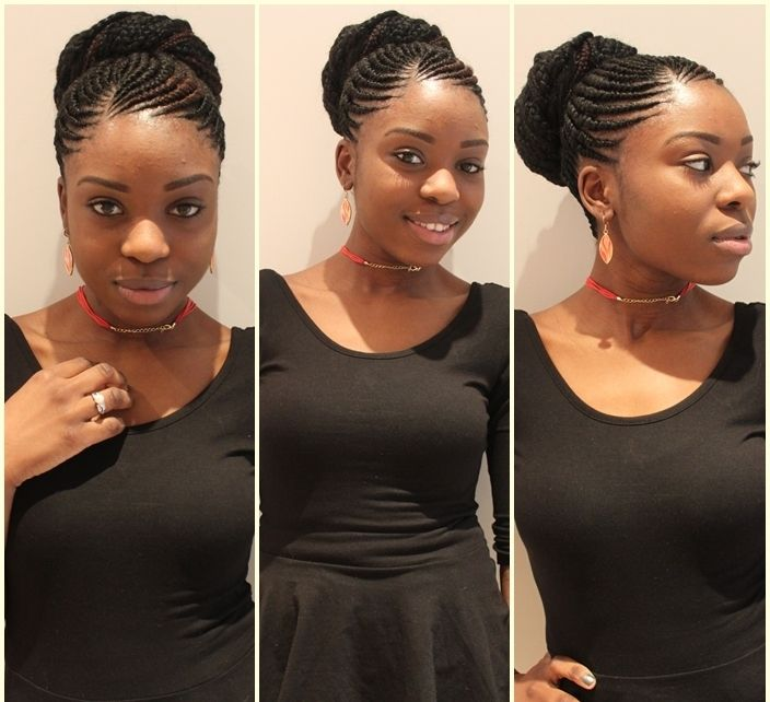 The Most Beautiful Ghana Hair Braiding Of All Times