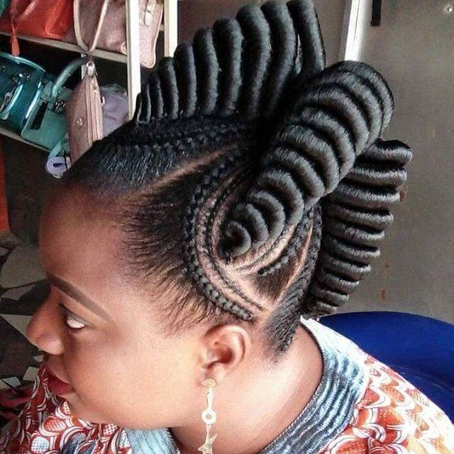 straight up braids 8