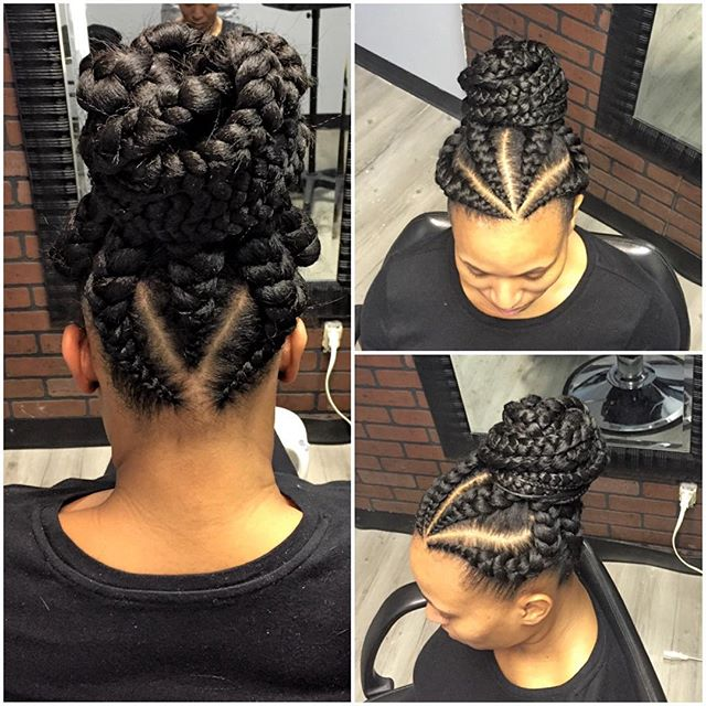 The Best Ghana Hair Braiding Designs For Special Events