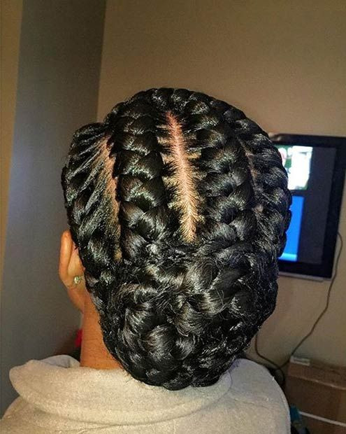Excellent Hair Braidings You Can Apply On Valentine's Day