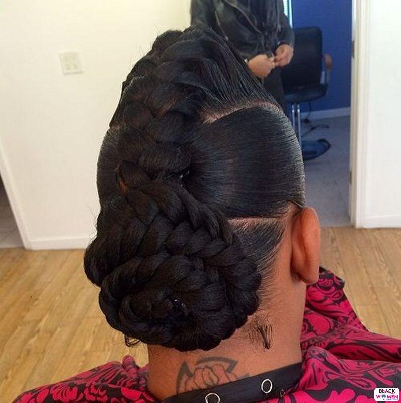 Natural hair updos 024