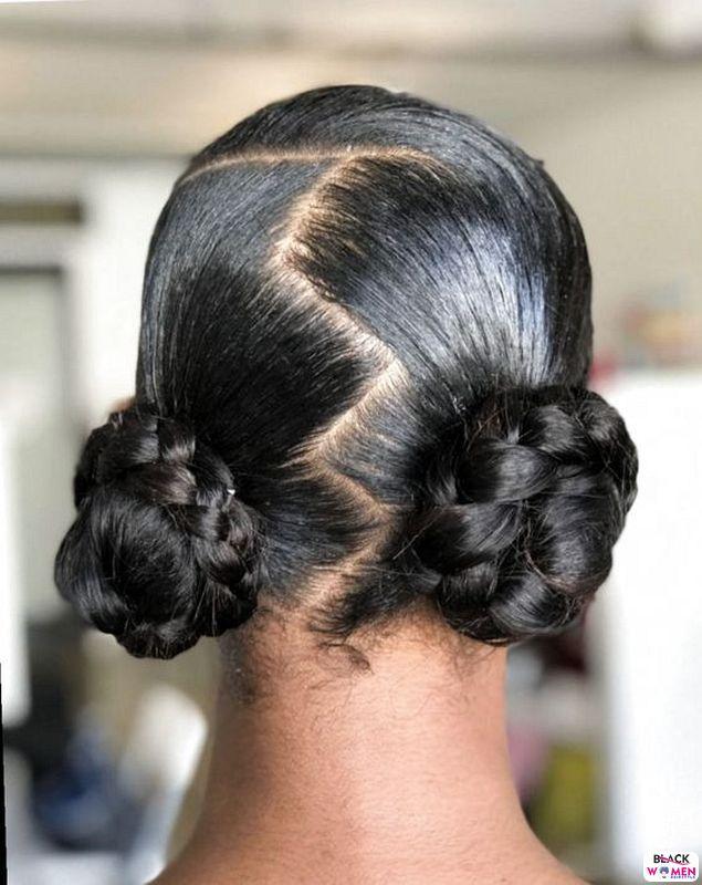 Natural hair updos 027