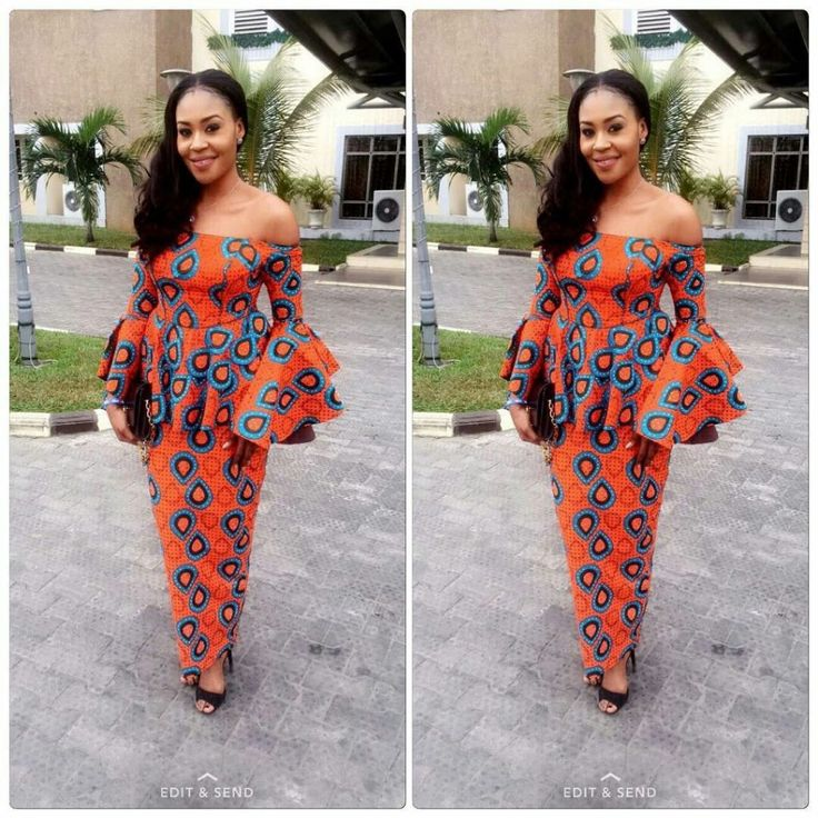 b794ea61286b009c321bc0584f26821a ankara skirt and blouse blouse styles