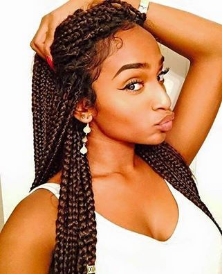 Give Your Hair A Natural Look By Making Hair Braids