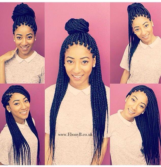 The Best Ghana Hair Braiding Style For College Girls