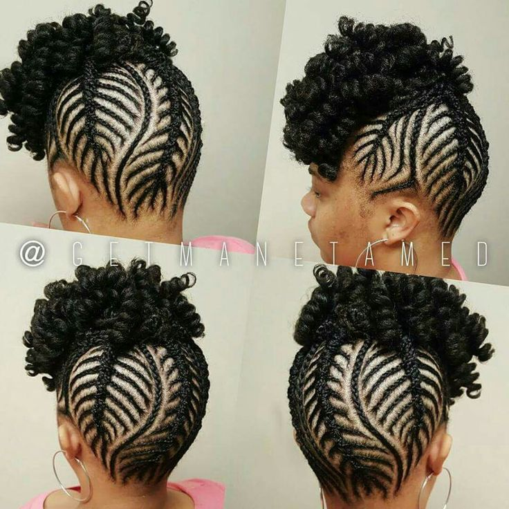 Try This Opposite Style Of Braidings For Special Nights