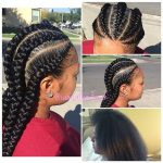 Cornrow Hair Braidings Are The Trends Of This Year
