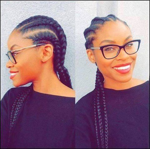 Gorgeous Hair Braidig Styles For Student Life Usage