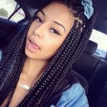 The Most Beautiful Box Braid Shapes You Can Use In Everyday Life