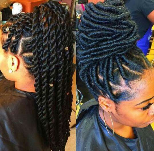 You Need Courage To Apply These Crazy Hair Weave Styles