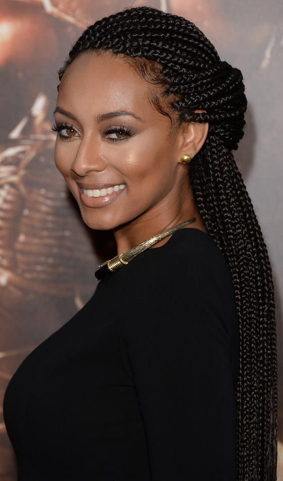 The Most Beautiful Hair Braiding And Make-Up Combinations
