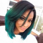 The Most Popular Color Of Yours – Green Hair Color