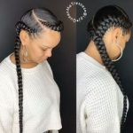 Daily Braid Style For Sporty Women