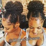 Beautiful Hair Braiding Models For Engagement Parties