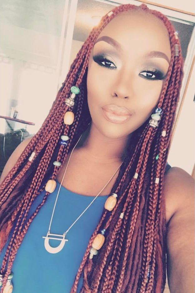 beautiful braids with beads inspiration   21 ways to rocks braids with beads